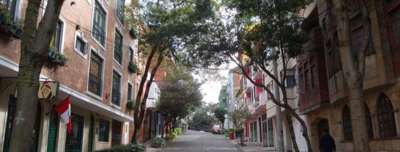 La Macarena, distrito gastronómico de Bogotá, Colombia