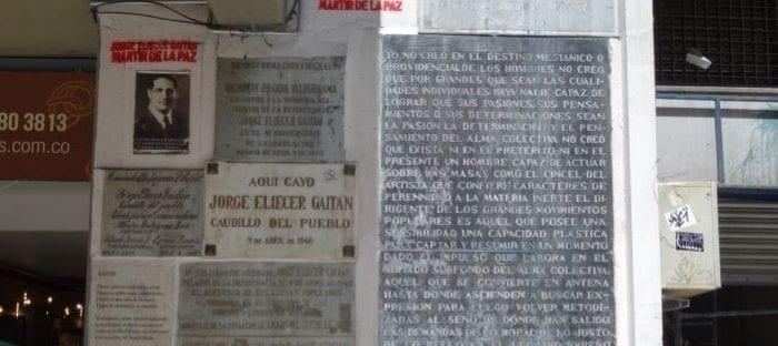 Histoire Colombie