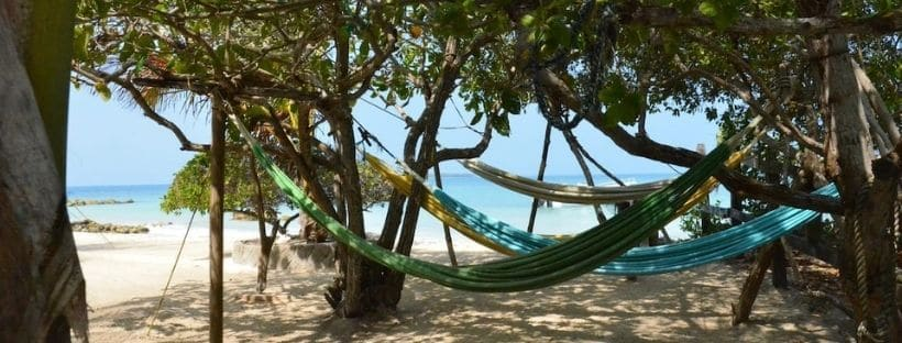 Caribbean Beach House in Baru