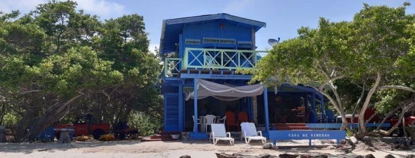 Gorgeous Private Beach House Isla Baru