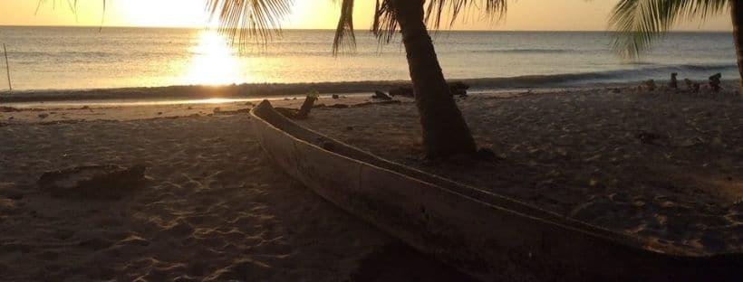 MARAVILLOSA CABAÑA in Isla Baru
