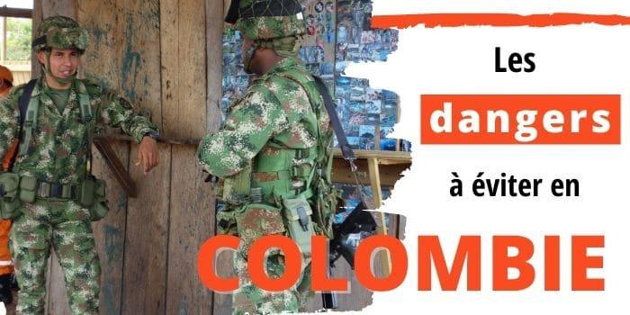 Tourisme danger en Colombie