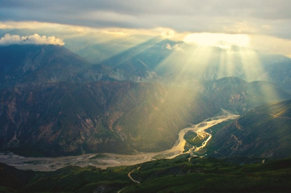 Chicamocha Canyon, San Gil