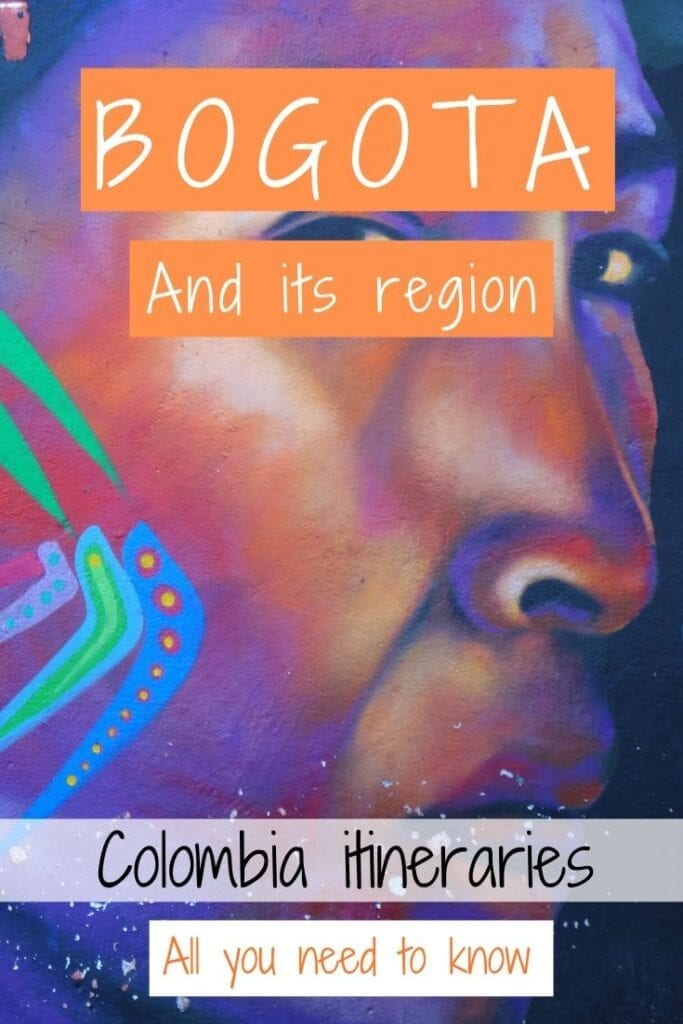 Bogota and around colombia itinerary