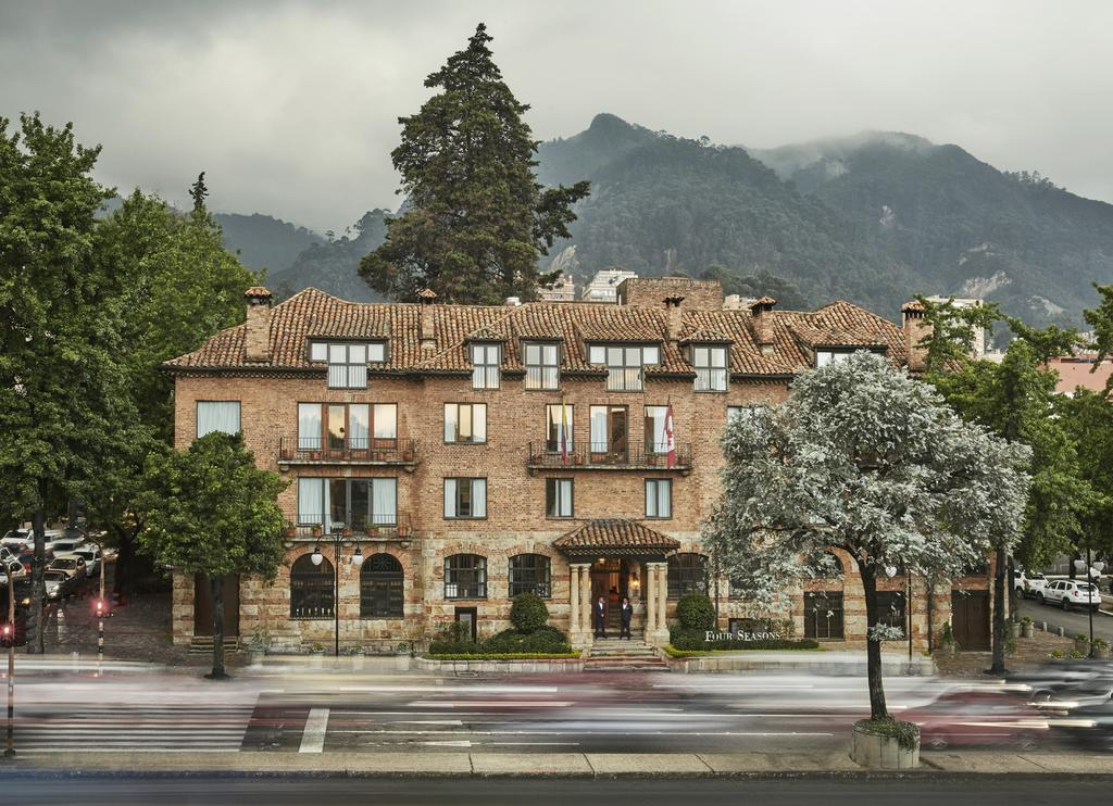Casa Medina Luxury hotel bogota