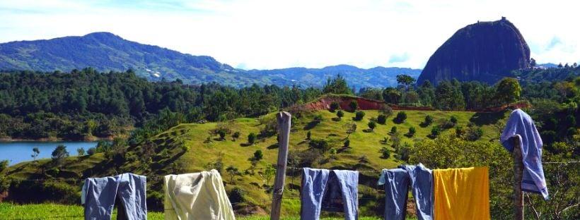 Hikes around Guatape