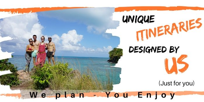 Colombia Itineraries designed by us