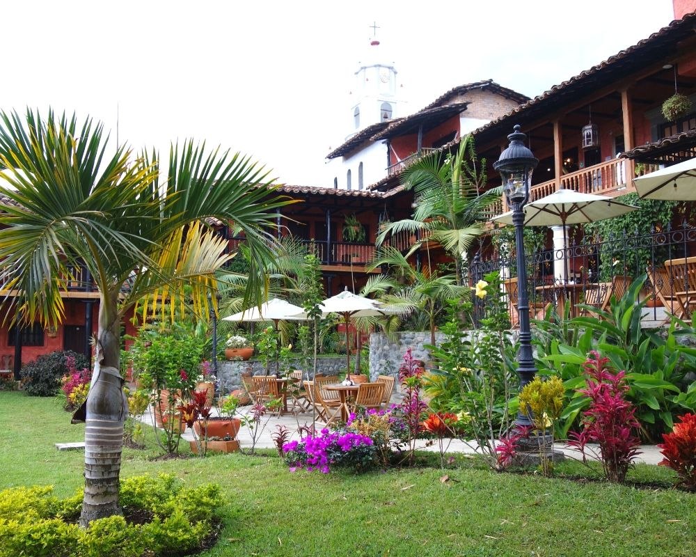 Monasterio San Agustin best luxury hotels in Colombia