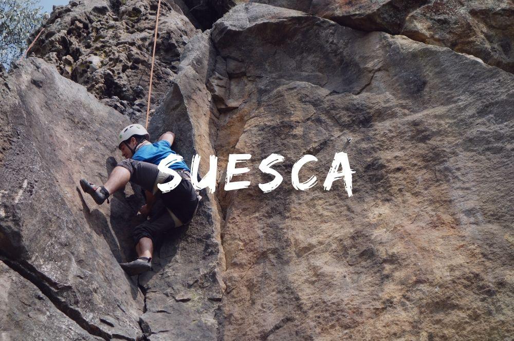 Suesca, le village des grimpeurs