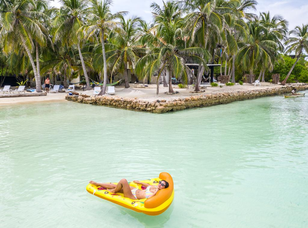 Sal Si Puedes Luxury hotels Colombia Isla Tintipan
