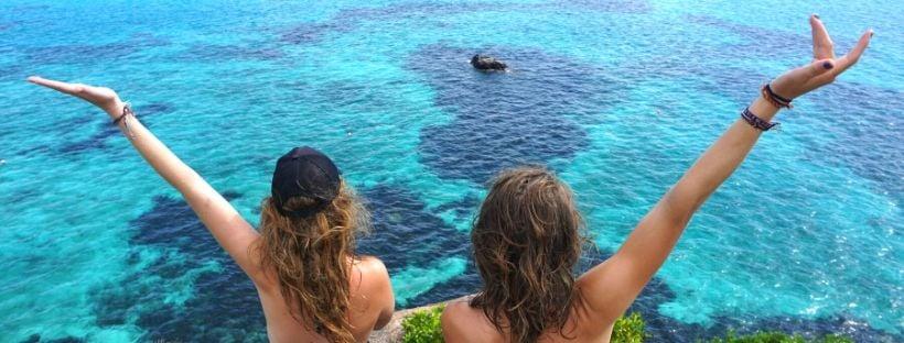 View Crab Cay Providencia