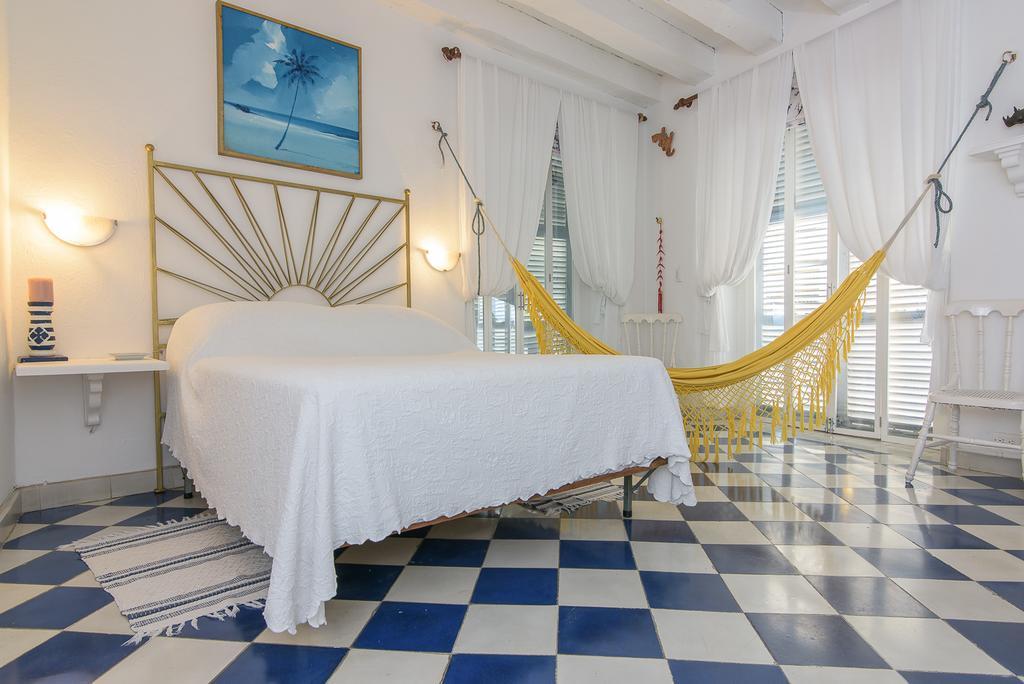 Casa Mantilla 3-37 Cartagena