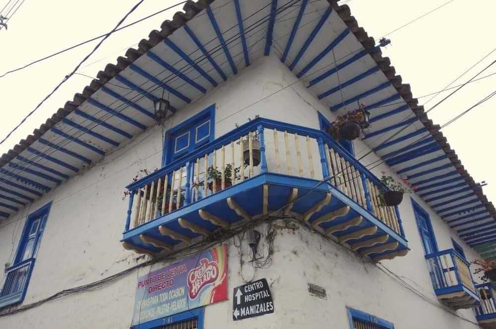 Balconies Salamina