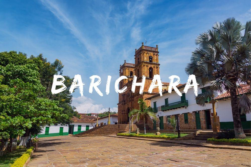 Barichara Lieux a visiter en Colombie