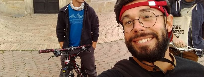 Bike tour things to do in Bogota
