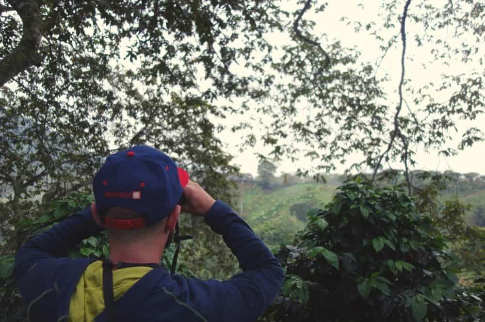 Birdwatching San Agustin