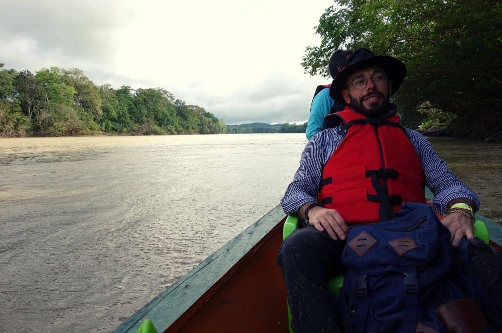 Boat ride La Macarena
