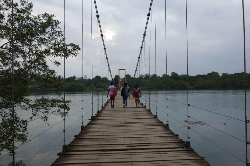 Bridge to Parque Utria (1)