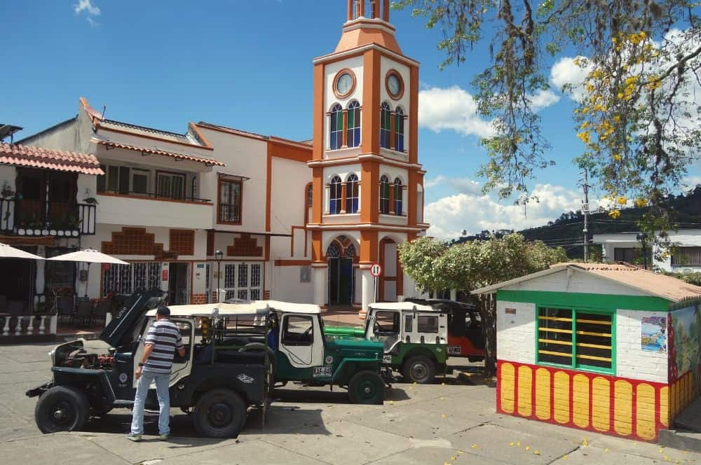 Buenavista main square