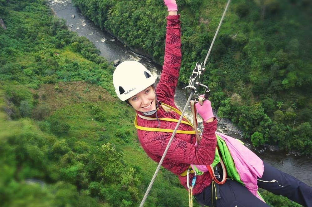 Canyon Magdalena Adrenalina Extrema San Agustin