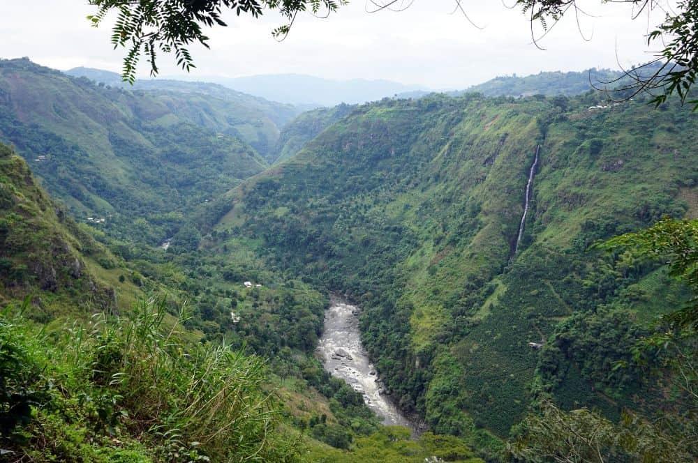Canyon del Magdalena San Agustin