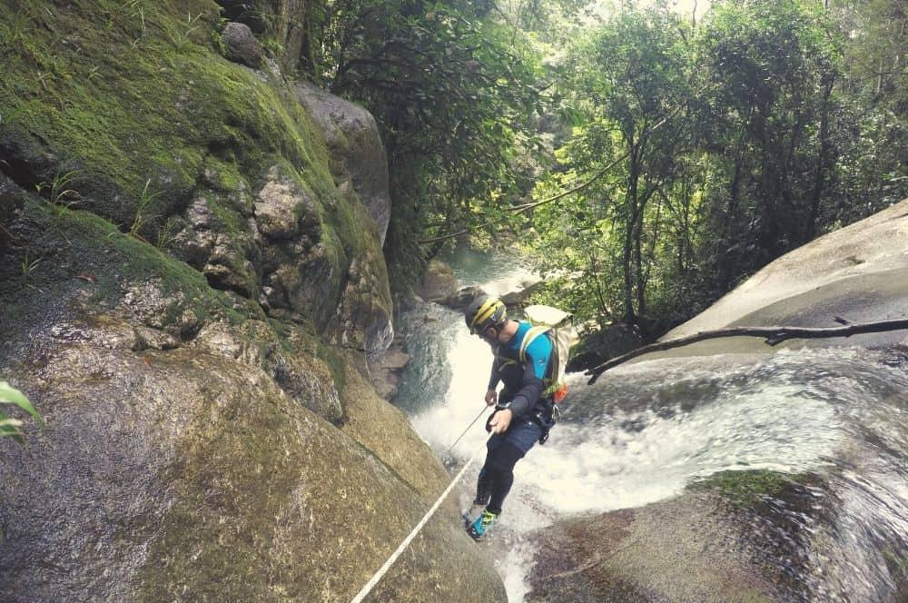 Canyoning San Carlos