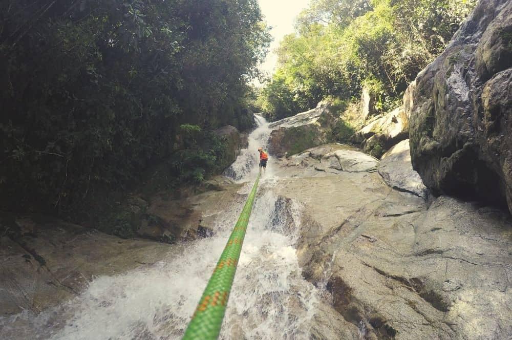 Canyoning San Rafael