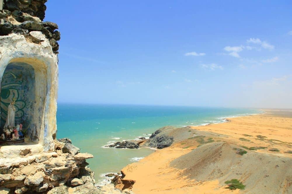 Cabo de la Vela Pan de Azucar Guajira