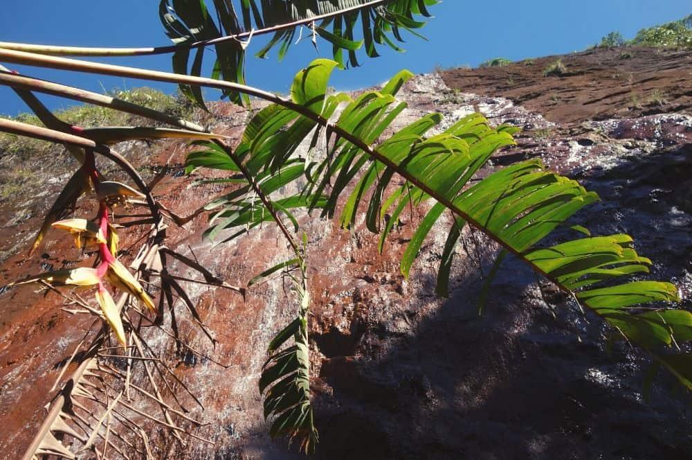 Cascada Arco iris jerico