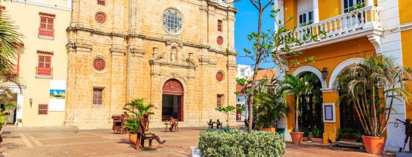 Centre historique Carthagène