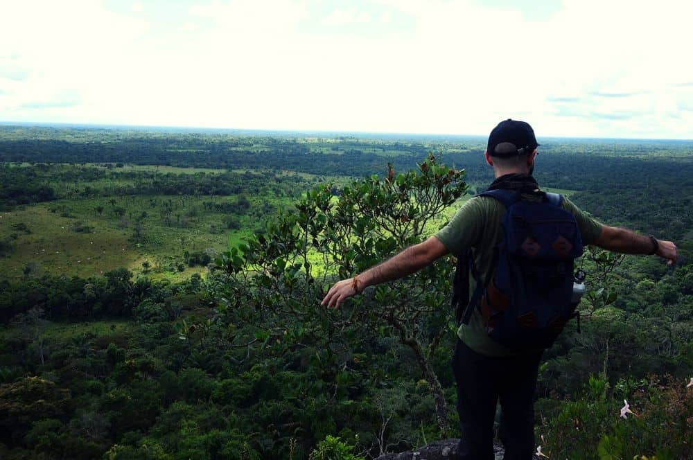 Cerro Azul San Jose del Guaviare