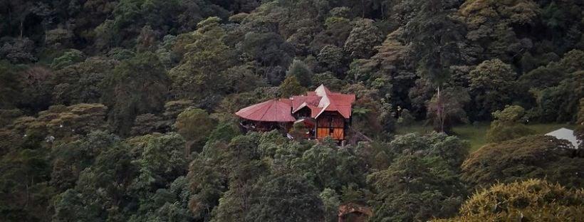 Chicaque nature reserve bogota