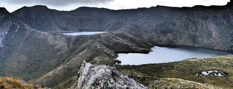 Chingaza hike Bogota