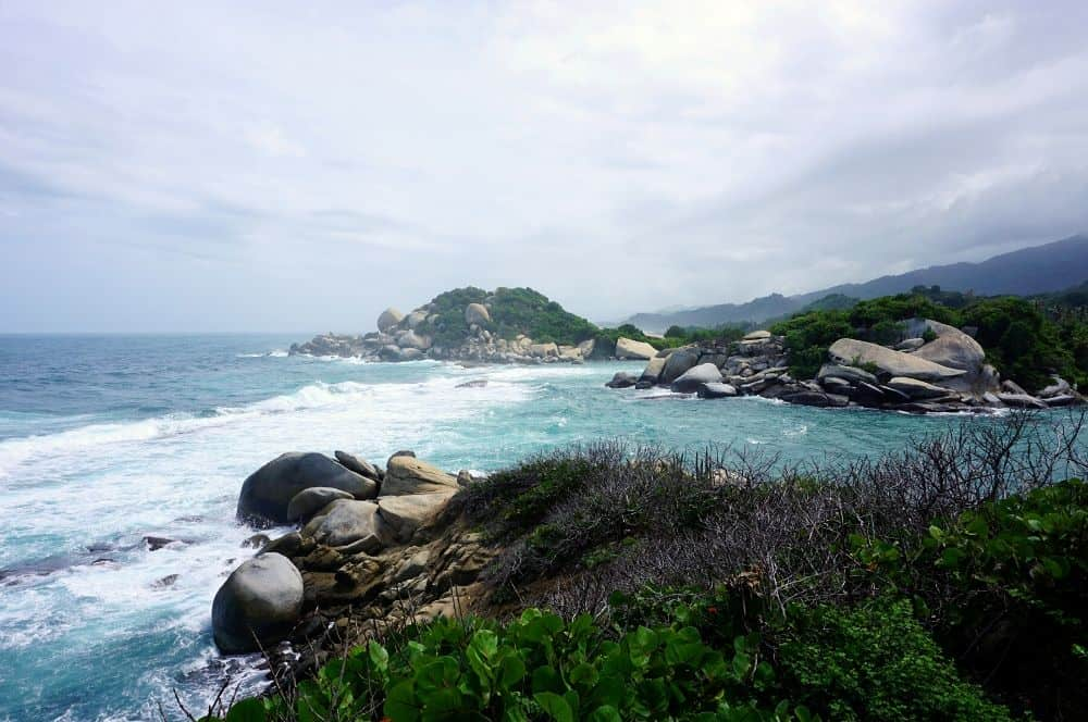 Coast of Tayrona