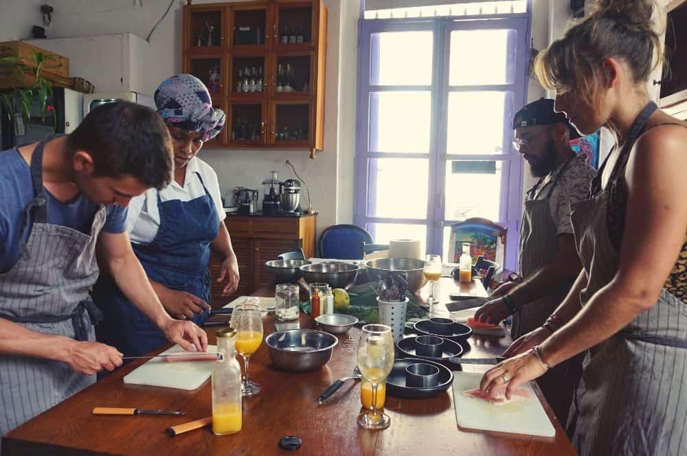 Cooking Classe Cartagena