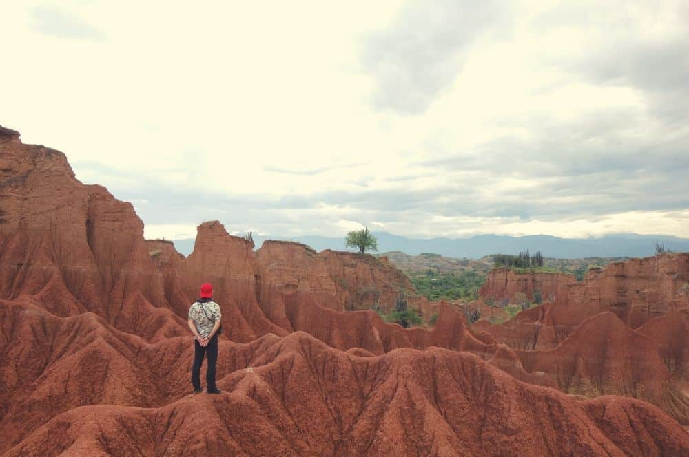 Cuzco Tatacoa desert