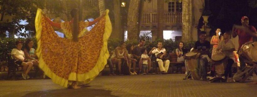 Danse sur Plaza Bolivar