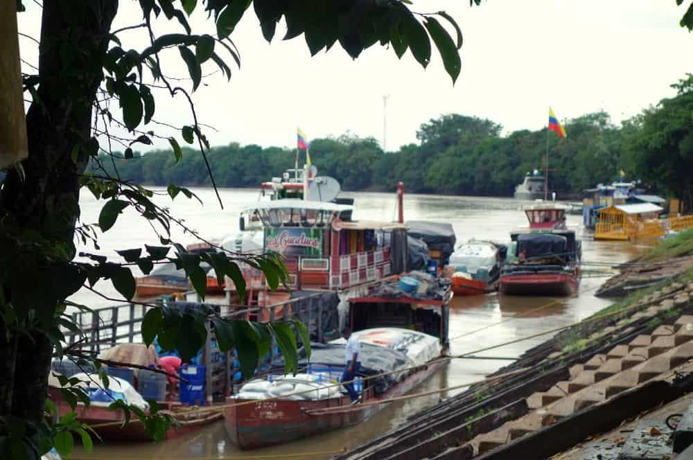 Dock San Jose del Guaviare