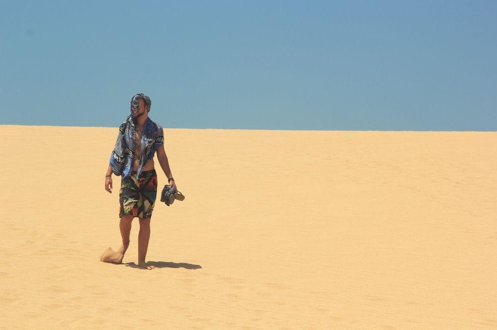 Dune Punta Gallinas