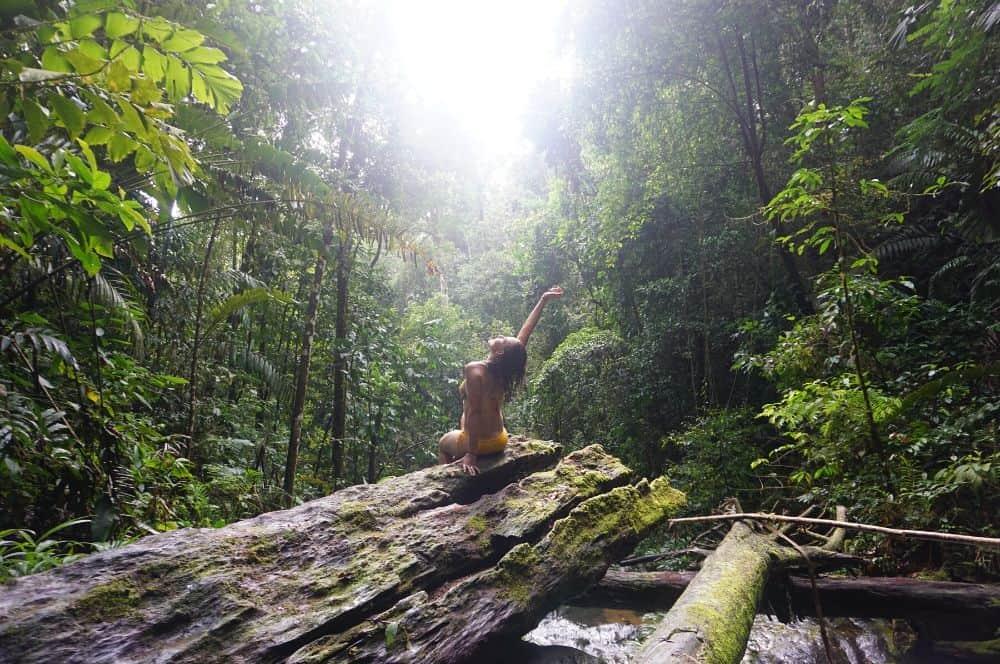 El Valle Walk la Cascada el Tigre (1)