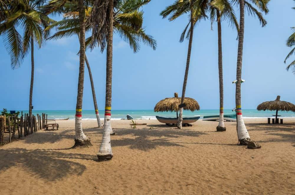 Front beach Palomino