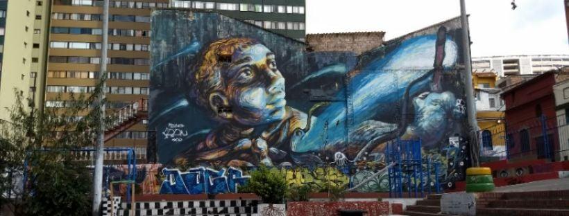 Graffiti street bogota