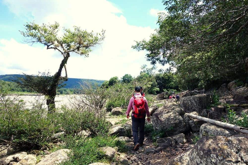 Hike Angosturas La Macarena
