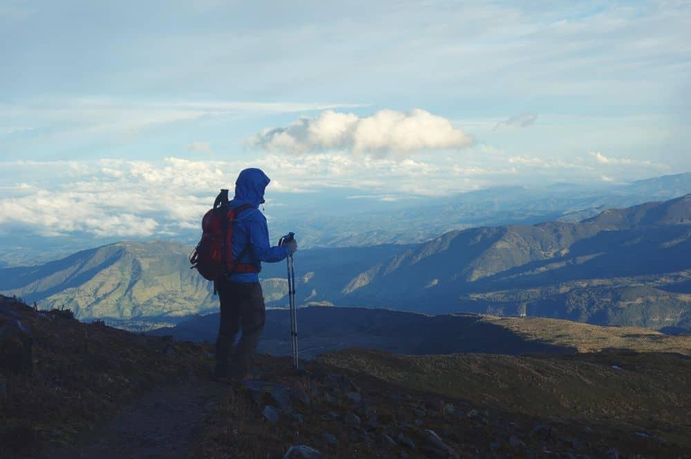 Hike Purace popayan