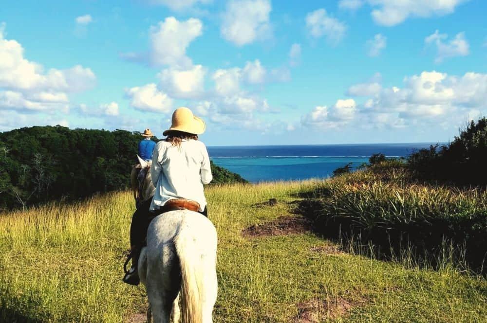 Horse riding Providencia