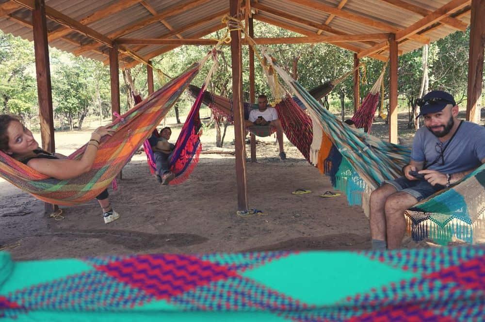 ndigenas Wayuu Hammock Riohacha