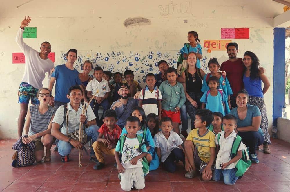 Indigenas Wayuu School Riohacha