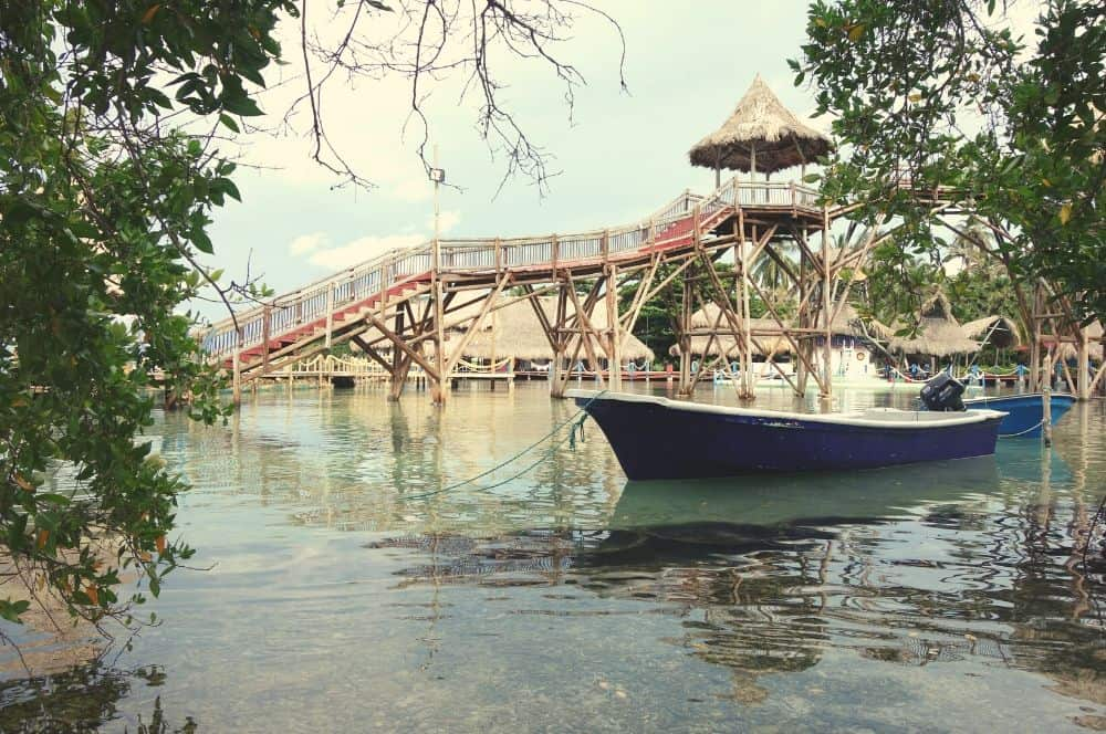 Isla Mucura Hotel San Bernardo