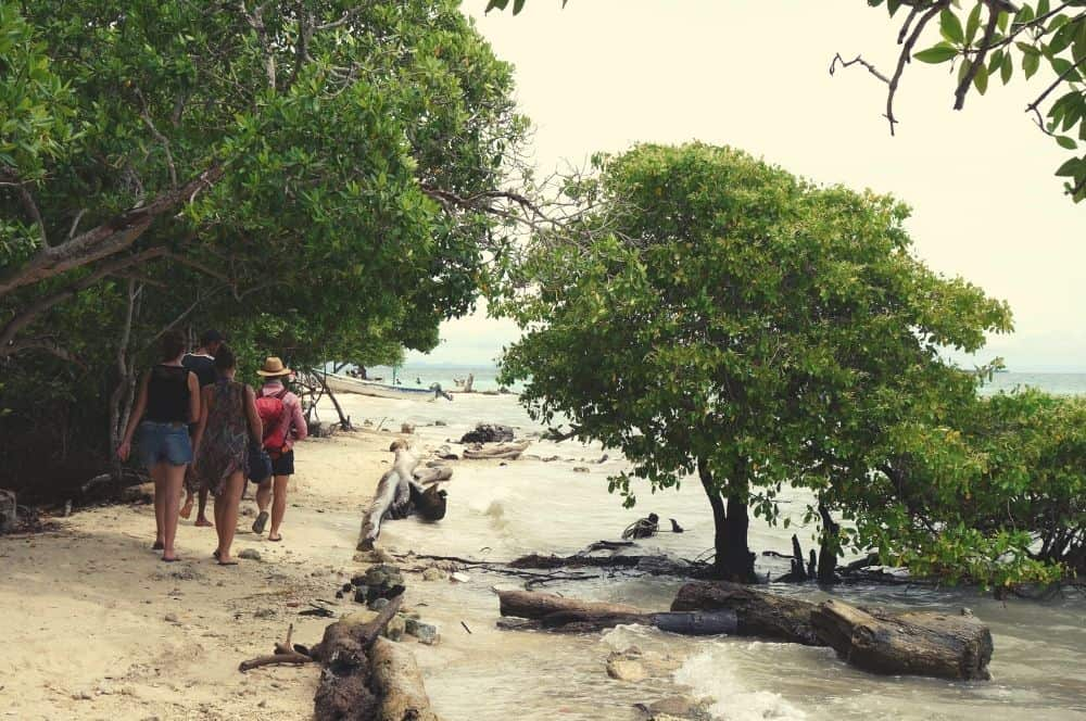 Isla Mucura San Bernardo