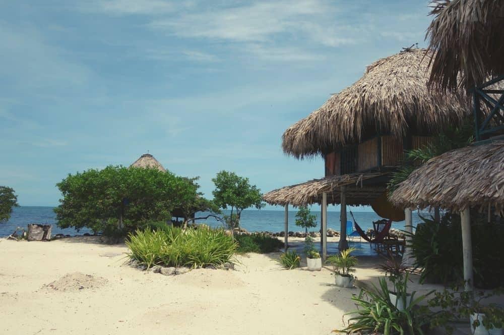 Isla Tintipan San Bernardo